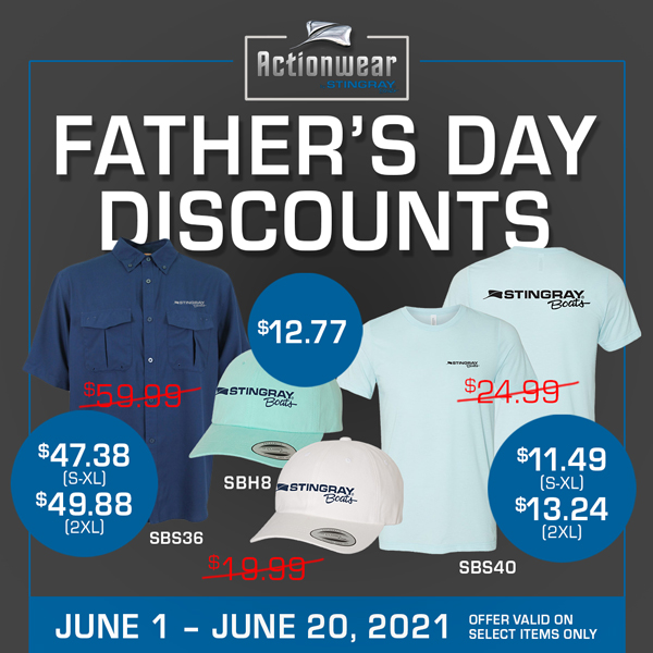 Father's Day Actionwear Discounts