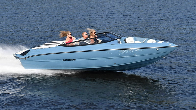 225SE Sport Boat