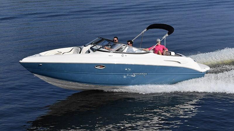 250LR Sport Boat