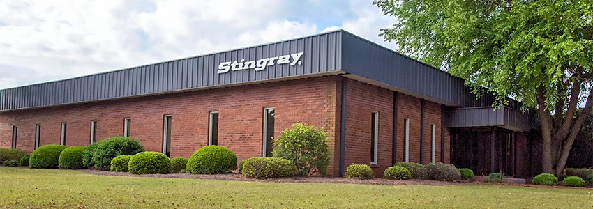 Stingray Building