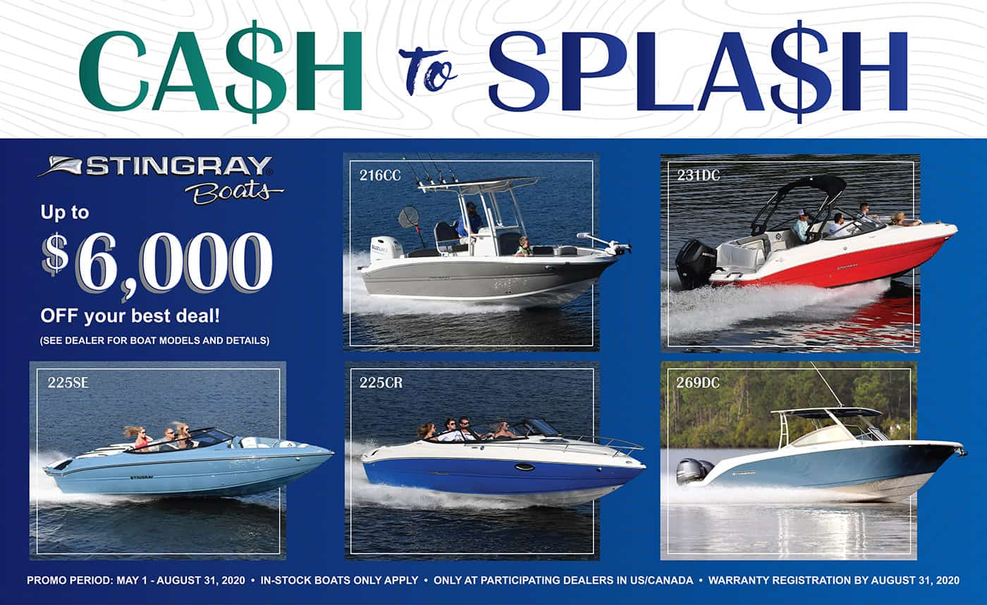 Cash To Splash