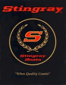 1985 Stingray Catalog Cover