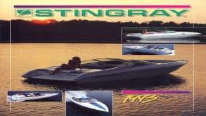 1993 Stingray Catalog Cover