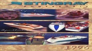 1996 Stingray Catalog Cover