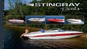 2009 Stingray Catalog Cover