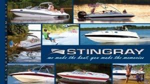 2012 Stingray Catalog Cover