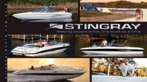 2013 Stingray Catalog Cover