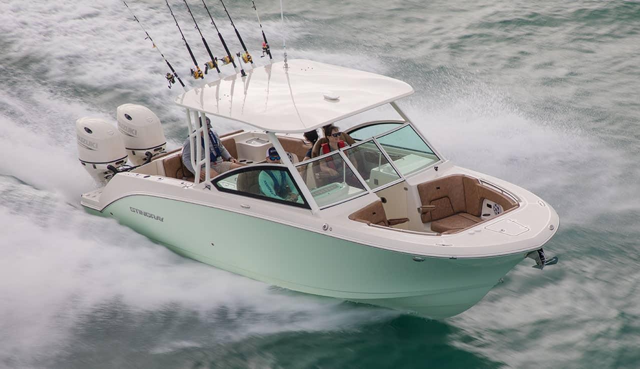 Stingray-Boats-Hull-Color_Abaco-Green