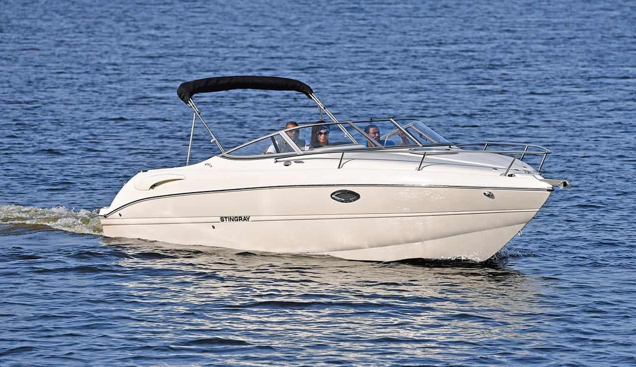 Stingray-Boats-Hull-Color_Standard-White
