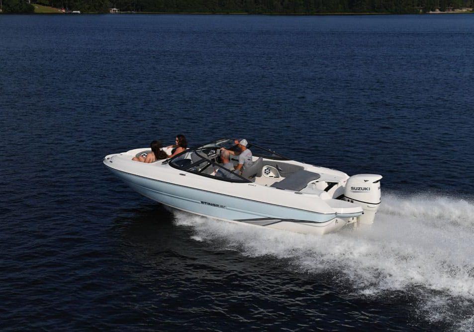 204LR Sport Deck Boat